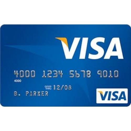ویزا کارت مجازی 15$